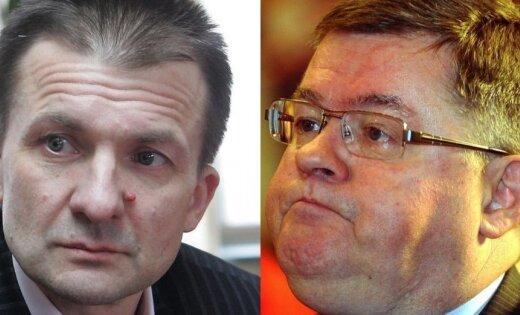 Вашкевич подал в суд на депутата Сержантса за оскорбление чести и достоинства