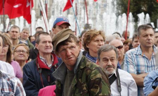 «Левада-центр» зафиксировал стремительный рост напряженности: жители России вернулись впреддефолтное состояние