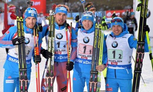 Биатлонист Свендсен: надеюсь, что Шипулин непринимал допинг