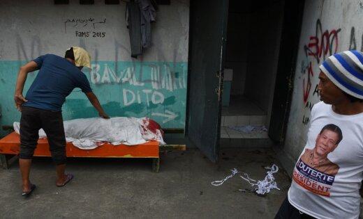 ВФилиппинах борцы снаркотиками убили дочь английского барона