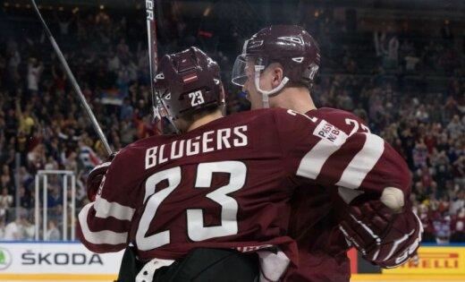 Medijs: Bļugers uz vienu sezonu pagarinājis līgumu ar 'Penguins'