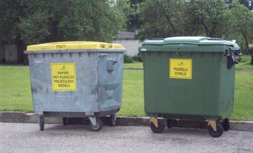 Konkurences padome soda atkritumu apsaimniekotāju 'ZAAO'