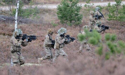 Kara gadījumā Latvija varētu rēķināties ar 17 500 militāri sagatavotiem karavīriem