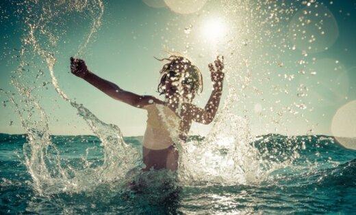 В четверг вода на морских пляжах может стать заметно холоднее