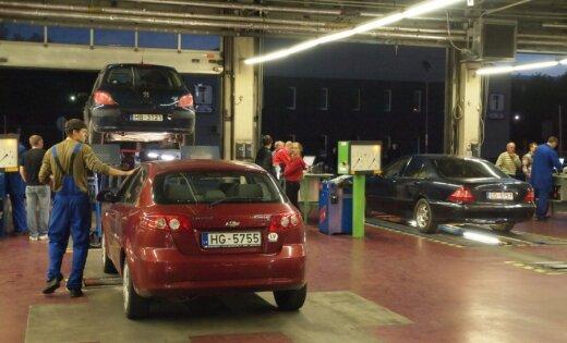 Техосмотр новых авто: через два года после регистрации