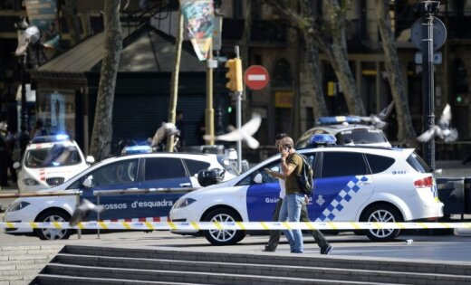 ĀM nav ziņu par Barselonas teroraktā cietušajiem no Latvijas
