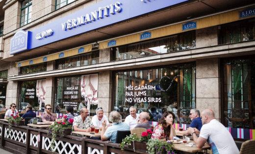 Оборот Lido превысил 50 млн евро; компания обещает роботизацию в одном из ресторанов
