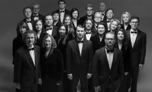 Latvijas Radio koris koncertēs festivālā 'Musikfest Erzgebirge'
