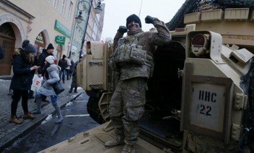 Для удачной обороны стране нужны две американские дивизии— Минобороны Польши