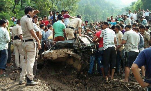 Оползень в Индии унес 46 жизней