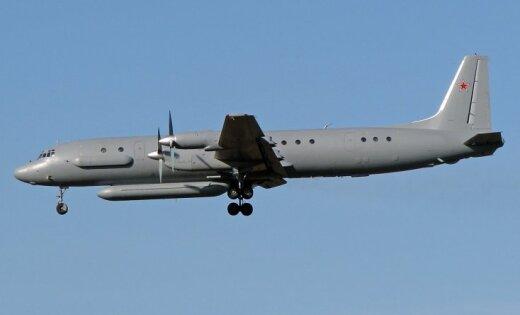 ИЛ-20 пропал после ударов ВВС Израиля поЛатакии
