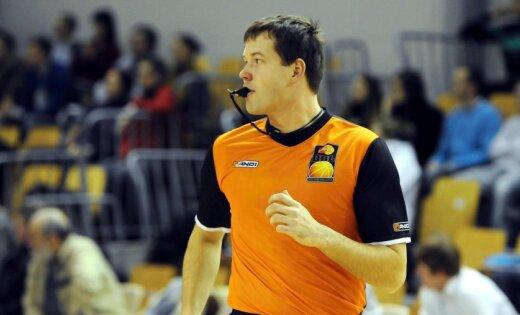 Seši Latvijas basketbola soģi tiesās Eirokausu spēles