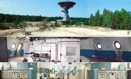 RIXC mākslinieki atklāj Irbenes radioteleskopa noslēpumus