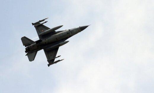 Турция пробовала нарушить воздушное пространство всеверном Алеппо