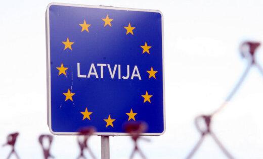 Par nelikumīgu Latvijas robežas šķērsošanu aiztur piecus irākiešus un turku
