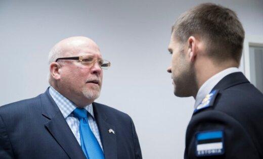 Посол США в Эстонии уволился в знак протеста против политики Трампа в Европе