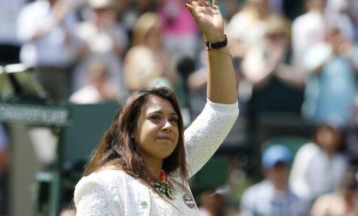 Franču tenisiste Bartolī paziņojusi par karjeras atsākšanu