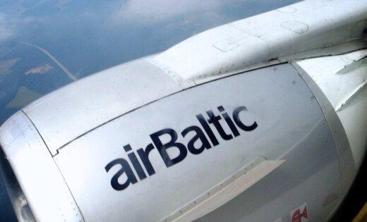 Itālijas lidostu streiku dēļ kavējas 'airBaltic' reisi starp Rīgu un Romu