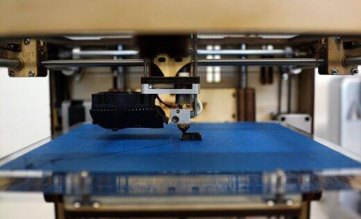 Голландцы первыми в мире создали мост, напечатанный на 3D-принтере