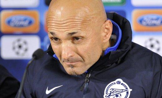 'Gazprom' neļaus Spaleti kļūt par Krievijas futbola izlases galveno treneri