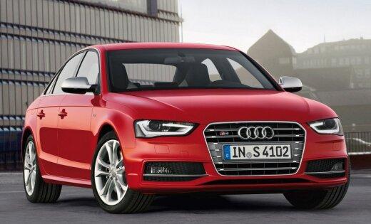 Универсал Audi RS4 получит 450-сильный V8