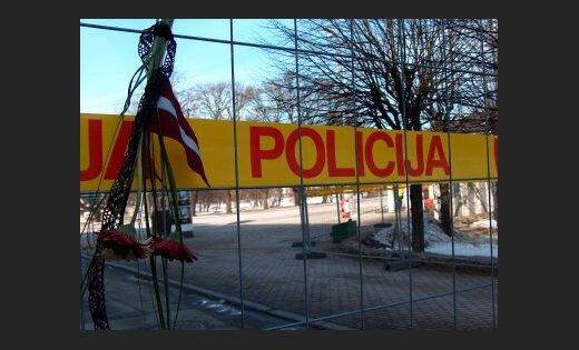 Policija Rīgas centrā gatavojas 16.marta pasākumiem