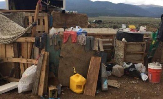 Лагерь в пустыне: американских детей тренировали для массовых убийств в школах