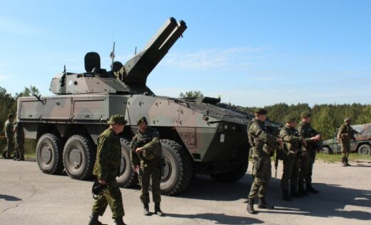 СтраныЕС подпишут декларацию обуглублении оборонного сотрудничества