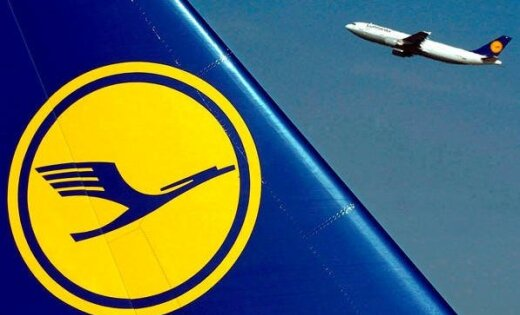 'Lufthansa' stjuartu streika dēļ atkal atceļ un maina reisus Latvijā