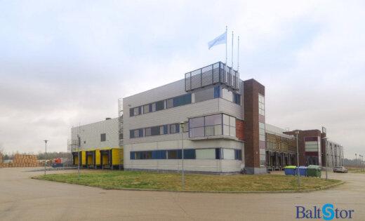 Союз розничных торговцев Baltstor вложил 7 млн евро в новую оптовую базу