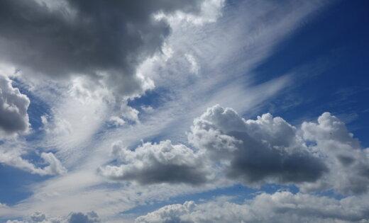 В воскресенье ожидается солнечная погода почти без осадков