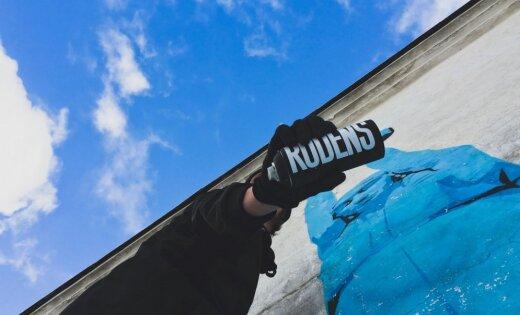 Jelgavā taps Latvijas simtgadei veltīts lielformāta grafiti zīmējums