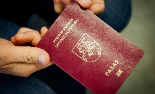 Uz prāmja Latvijā aiztur Kirgizstānas pilsoni ar viltotiem dokumentiem