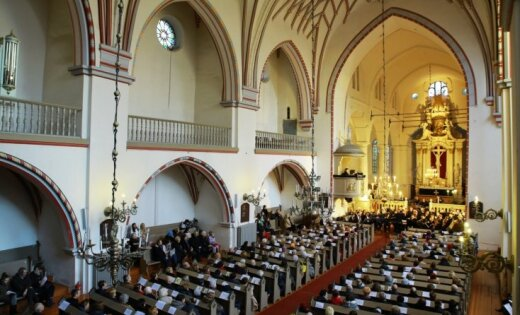 Notiks orķestra 'Rīga' komunistiskā genocīda upuru piemiņas koncerts