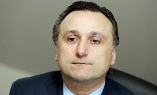 Kopš Ukrainas 'PrivatBank' nacionalizācijas Latvijas bankas darbs nav mainījies, min Kukičs