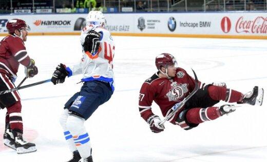 """Три реализованных буллита помогли """"Динамо"""" одолеть гостей из Тольятти"""