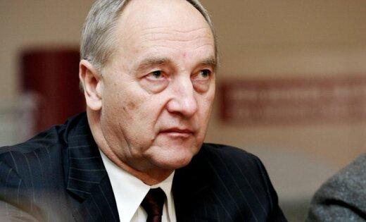 Andri Bērziņu prezidenta amatam virzīs pieci ZZS deputāti