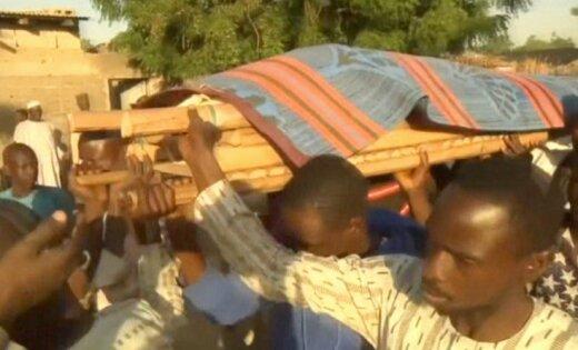ВНигерии смертник подорвал себя вмечети: погибли 30 человек