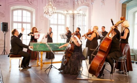 Senās mūzikas festivālā uzstāsies Sergejs Jēgers un 'Collegium Musicum Riga'