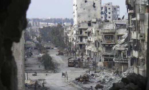 Опровергнута новость о ночном ракетном обстреле авиабазы в Сирии