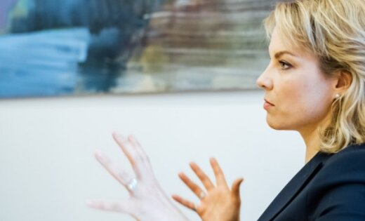 Neizmainīt sevi sīknaudā. Intervija ar operas zvaigzni Elīnu Garanču