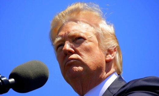 Трамп прогулялся поСтарому городу Иерусалима водиночестве
