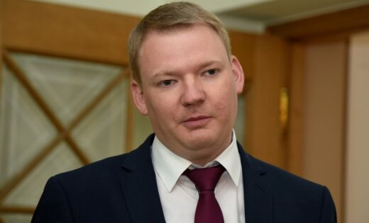 """Смилтенс готов баллотироваться на пост председателя """"Единства"""""""