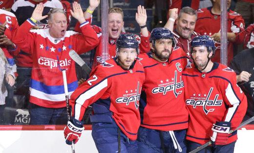 Овечкин вышел на17-е место всписке наилучших снайперов НХЛ