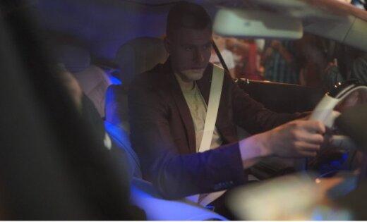 Kristapam Porziņģim atņemtas autovadītāja tiesības