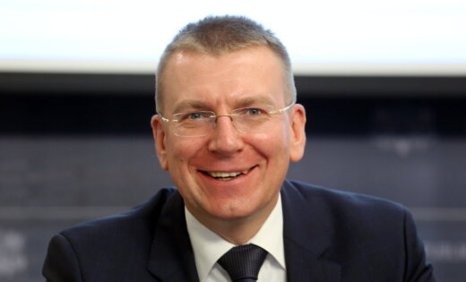 Ринкевич: в ближайшее время США поможет Латвии укрепить восточную границу