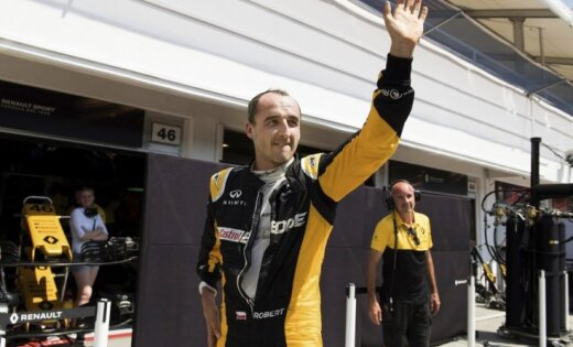 Kubica gatavs 'Williams' F-1 komandai samaksāt septiņus miljonus par septiņām sacīkstēm