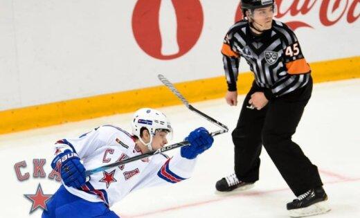 СКА вовертайме одержал 3-ю победу над Локомотивом— Кубок Гагарина