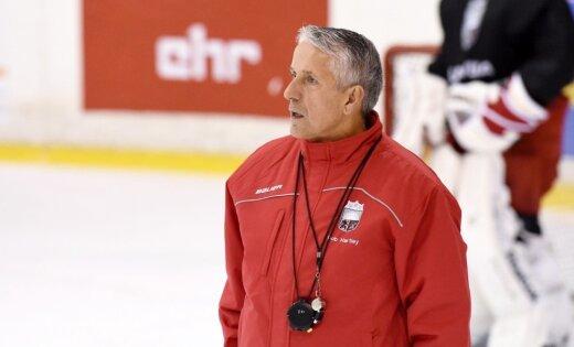 Kalvītis: Hārtlijs ir starp kandidātiem uz Rīgas 'Dinamo' galvenā trenera amatu