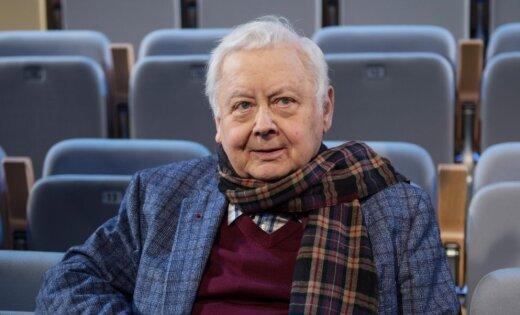 Miris slavenais krievu aktieris Oļegs Tabakovs